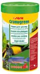 Sera гранулы Granugreen для мелких растительноядных рыб, 20 гр.