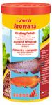 Sera гранулы Arowana для крупных плотоядных рыб, 360 гр.