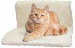 Triol Гамак на батарею для кошек, 46*30 см.