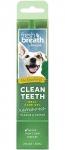 """Tropiclean Гель для чистки зубов """"Свежее дыхание"""", 118 мл."""