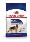 ! Royal Canin Maxi Adult Корм сухой для взрослых собак крупных размеров от 15 месяцев, вес 15 кг.