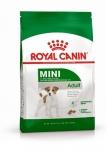 ! Royal Canin Mini Adult Корм сухой для взрослых собак мелких размеров от 10 месяцев, вес 8 кг.