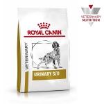 ! Royal Canin Urinary S/O LP 18 Canine Корм сухой диетический для взрослых собак при мочекаменной болезни, вес 2 кг.