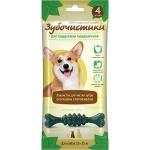 Зубочистики лакомство для собак средних пород, с мятой 70 гр.