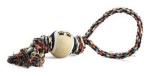 Веревка с петлей, 2 узла и мяч d65/450мм Triol