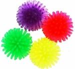 Мяч-шуршик неоновый Уют 3 см.