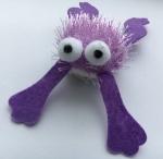 Игрушка Плюшевая лягушка 10см Papillon