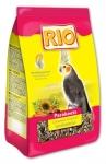 РИО корм для сред.попугаев в период линьки 0.5 кг