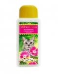 Пчелодар Шампунь  с мёдом и геранью для кошек 250 мл