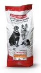 Счастливчик Стандарт для собак, мясное ассорти, вес 15 кг.