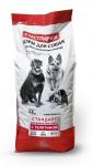 Счастливчик Стандарт для собак, телятина, вес 15 кг.