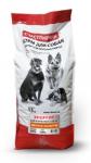 Счастливчик Энергия для активых собак, мясное ассорти, вес 15 кг.
