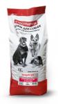 Счастливчик Энергия для активых собак, телятина с рисом, вес 15 кг.