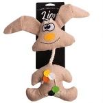 """Игрушка для собак Lion """"Заяц-канат"""" 31 см."""