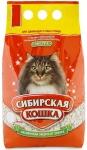Наполнитель Сибирская кошка Экстра впитывающий, 3 л.
