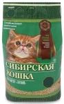Наполнитель Сибирская кошка для котят Лесной древесный, 5 л.
