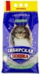 Наполнитель Сибирская кошка Супер комкующийся, 5 л.