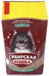 Наполнитель Сибирская кошка Универсал впитывающий, 20 л.