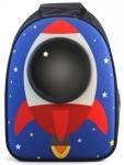 "Рюкзак-переноска для животных ""Ракета"" Triol, 450*320*230мм."