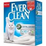 Наполнитель Ever Clean комкующийся с микрогранулами двойного действия, 6 кг.
