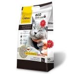Наполнитель Cat Litter Silitter комкующийся ультра блокировка, 10 л (8 кг).