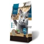 Наполнитель Cat Litter Silitter ультралегкий комкующийся с ароматом кофе, 10 л (5 кг).