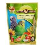 Верные Друзья для волнистых попугаев с минералами, вес 500 гр.