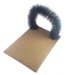 Когтеточка с чесалкой для кошек 30*35 см