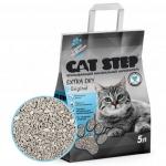 Наполнитель Cat Step Extra Dry впитывающий, 5 л.