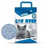 Наполнитель Cat Step Professional Elite комкующийся, 5 кг.
