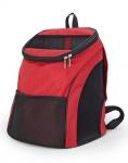 """Рюкзак-переноска """"ZOO"""" для животных, красно-черная Variantday, 36*25*33 см."""