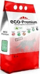 Наполнитель ECO-Premium с ароматом алоэ, 55 л (20 кг).