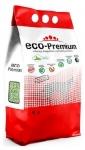 Наполнитель ECO-Premium с ароматом зеленого чая, 20 л (7,6 кг).