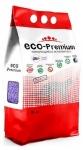Наполнитель ECO-Premium с ароматом лаванды, 55 л (20 кг).