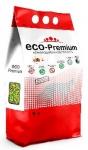 Наполнитель ECO-Premium с ароматом тутти-фрутти, 20 л (7,6 кг).