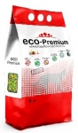 Наполнитель ECO-Premium с ароматом тутти-фрутти, 55 л (20 кг).