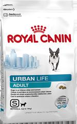 URBAN ADULT SMALL DOG корм для взрослых собак мелких пород живущих в городе