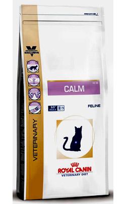 Royal Canin Calm CC 36 диета для кошек при стрессовых состояниях