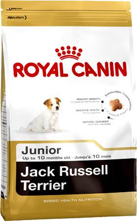 корм для щенков породы Джек Рассел Royal Canin Jack Russell Junior