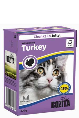 Bozita влажный корм для кошек в паштете