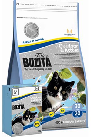 Bozita сухой корм для кошек