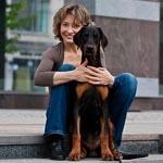 Спросите отзывы о ветеринарной клинике у знакомых или прохожих с животными