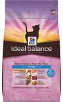 купить Hill's Ideal Balance Kitten для котят с курицей и коричневым рисом