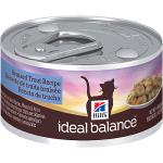 купить Hill's Ideal Balance Wet Cat консервы для кошек с форелью, вес 82 гр.