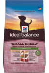 купить Hill's Ideal Balance Dog Small для собак мелких пород с курицей и коричневым рисом, вес 2 кг.