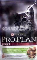 Pro Plan Adult с ягненком